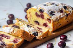 Giada De Laurentiis, Italian Cherries, Giada Recipes, Brunch Recipes, Dessert Recipes, Pound Cake Recipes, Pound Cakes, Sweet Recipes, Bread Recipes