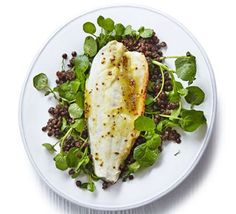 Liven up your midweek meals with this low-calorie, gluten-free fish supper - ready in under half an hour Bbc Good Food Recipes, Dairy Free Recipes, Dinner Recipes, Cooking Recipes, Healthy Recipes, Gluten Free, Bbc Recipes, Yummy Food, Healthy Dishes
