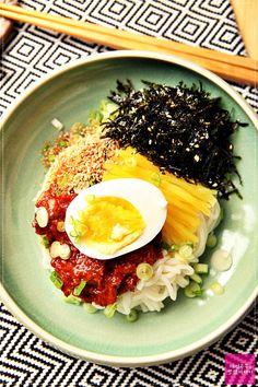 Korean Food, Acai Bowl, Yummy Food, Breakfast, Healthy, Kitchen, Drink, Kitchens, Acai Berry Bowl