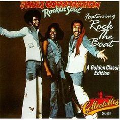 Hues Corporation | Rock The Boat