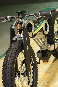 Caterham Carbon E-Bike //