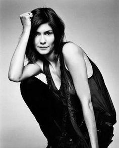 Celebrity Portrait Audrey Tautou