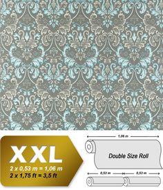 EDEM 966-27 Vliestapete Barock Muster Ornament klassisch – Bild 1