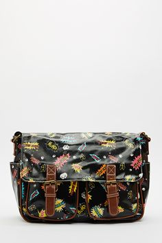 Comic Banger Word Satchel for £5 @ Everything5pounds.com
