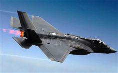 Polska dostanie F 35 z zainstalowanym pakietem Block 4 Military Jets, Military Aircraft, F35 Lightning, Stealth Aircraft, Airplane Fighter, Lego War, Airline Tickets, Aircraft Carrier, Fighter Jets