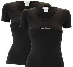 Pierre Cardin 2er - Pack Damen Unterhemden MAIS