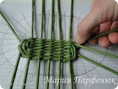 Papírfonás: ovális alap készítése - Színes Ötletek Crochet Necklace, Weaving, Paper Crafts, Handmade, Blog, Fibromyalgia, Circular Weaving, Craft, Hampers