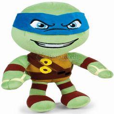 Peluche Tortugas Ninja Leonardo