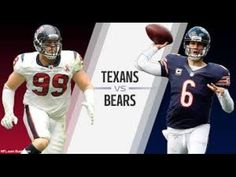 Watch Chicago vs Houston live stream. NFL games live stream online on your PC…