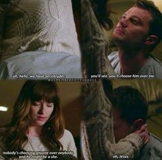 love, forever şi fifty shades of grey imagine pe We Heart It 50 Shades Trilogy, Fifty Shades Series, Fifty Shades Movie, Fifty Shades Quotes, Shade Quotes, 50 Shades Freed, Fifty Shades Darker, Christian Grey Quotes, Shades Of Grey Movie
