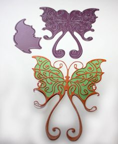 Large Lace Faerie Queen w/Angel Wing: Cheery Lynn Designs: Our Magical Dies work in your favorite table-top machine Paper Butterflies, Butterfly, Shops, Angel Wings, Faeries, Doilies, Exotic, Paper Crafts, Birds