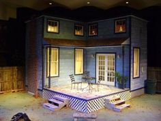 Proof 2008. Set design by Kerry Goff.