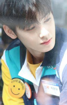 Astro on store - EunWoo Cha Eun Woo, Cha Eunwoo Astro, Fandom Kpop, Lee Dong Min, Lee Soo, Cute Korean Boys, Sanha, Cute Actors, To My Future Husband