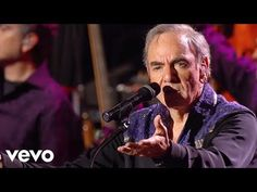 Neil Diamond - Sweet Caroline (Live At The Greek Theatre) Neil Diamond Songs, Neal Diamond, Lollapalooza, Rock Rio, Music Songs, Music Videos, Alphaville Forever Young, Easy Listening Music, Unchained Melody
