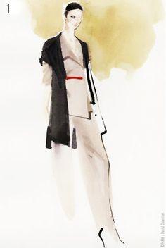 64080f7f04184ff32362e1d3010fd710 David Downton pour HM : Tendances Rentree 2011
