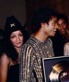 La Toya, Michael and Jackie. Jackson Family, Jackson 5, Jackie Jackson, Jermaine Jackson, Michael Jackson Quotes, Michael Jackson Bad Era, Like Mike, Joseph, King Of Music