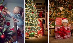 20+Ideias+para+fotografar+as+crianças+com+a+árvore+de+Natal