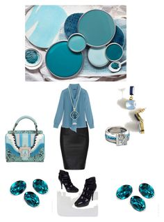 """""""Motion"""" by miktemal ❤ liked on Polyvore featuring Ann Taylor, Louis Vuitton, Paula Cademartori, Tacori, women's clothing, women, female, woman, misses and juniors"""