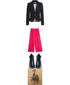 #Outfit 4 Para un primer día de trabajo
