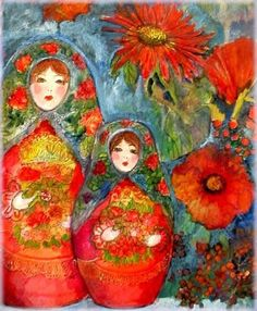 Ive always been obsessed with russian nesting dolls:)
