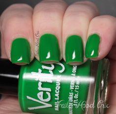 TrailerHood Chic: Verity - Bright Green