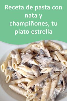 Discover recipes, home ideas, style inspiration and other ideas to try. Pasta Carbonara Receta, Lunch Time, Polenta, Quinoa, Risotto, Sandwiches, Stuffed Mushrooms, Food And Drink, Pasta Saludable