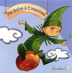 Ma boîte à comptines (2CD audio): Amazon.fr: Lucile Thibaudier: Livres