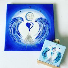 #herzengel#heartangel#angel#heart#blue#blau#engel#herz#herzoase#www.herzoase.com#love#liebe#power#powerful#homedecor#homespirit #healing#Heilung#carmens#carme-art#spiritualawakening#spiritart#decoração#dekoration#einmalig