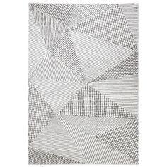 Tapis design motif géométriques Polymagoo Edito
