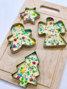 Schokolade schmelzen und verzieren - süße Geschenke selber machen