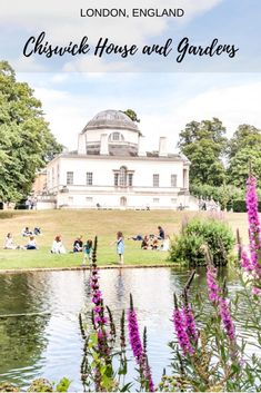 A great day out from Central London is the beautiful 18th-century Palladian villa of Chiswick House and its 65-acre gardens. An amazing riverside retreat if you're seeking a break from the hustle and bustle of the city.