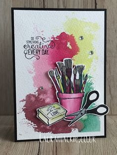 Stampin' Up! Crafting Forver