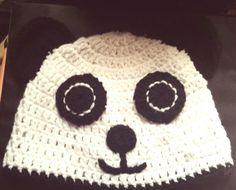 Panda, Beanie, Hats, Collection, Hat, Pandas, Beanies, Panda Bear, Beret
