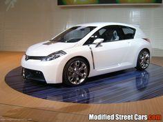 Nissan Tiida Sport 2012