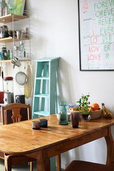 kitchen love // photo by Saija Starr