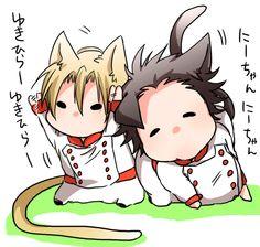 Aldini twin brother!!! Anime-Manga: Shokugeki no Soma Artist: http://www.pixiv.net/member.php?id=2620426