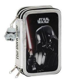 """Κασετίνα γεμάτη 41τεμ Star Wars """"Vader"""" Star Wars, Starwars, Star Wars Art"""