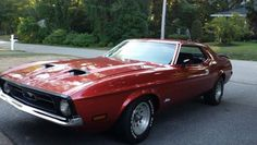 1971 Ford Mustang Grande (MA) - $20,000 Please call Sean @ 339-832-4133 to see this Grande.