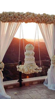 Beautiful Wedding Cakes, Elegant Wedding, Perfect Wedding, Wedding Reception, Rustic Wedding, Wedding Venues, Dream Wedding, Wedding Day, Cake Wedding