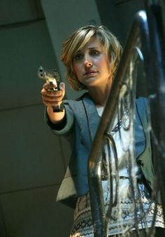 Chloe Sullivan - one of my all time favorite characters! She wasn't given enough credit for how amazing she was!! I miss smallville!