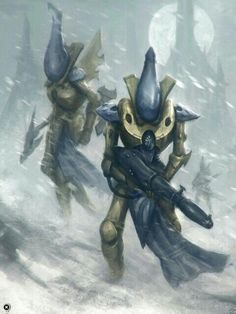 Iyanden wraithguard
