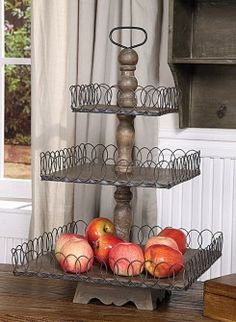 I want something like this for my fruit bowl.