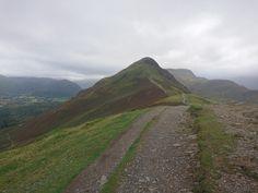 The ridge to Catbell