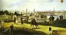 The Exposition Universelle - Edouard Manet