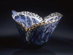 Coloured Porcelain Vases by Judith de Vries Glass Ceramic, Ceramic Clay, Ceramic Bowls, Stoneware, Fine Porcelain, Porcelain Ceramics, Pottery Vase, Ceramic Pottery, Resin Art