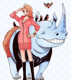 Nami / One Piece