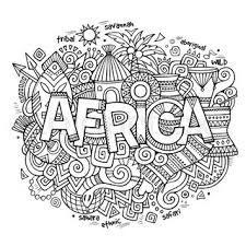 afrika bilder zum ausmalen | applikationen tiere afrika