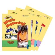 Includes the complete 4-H Rabbit Curriculum - Rabbit books 1-3 and the Helper's Guide.