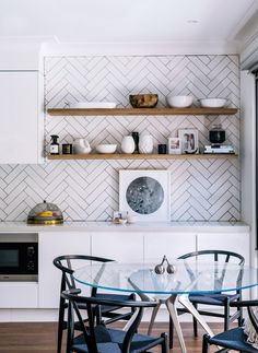 Herringbone tile!