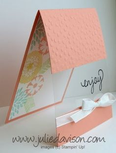 Julie's Stamping Spot -- Stampin' Up! Project Ideas Posted Daily: Password Protected